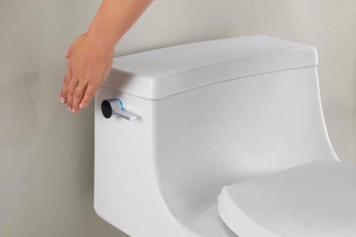 Water Sensor Inside Toilet
