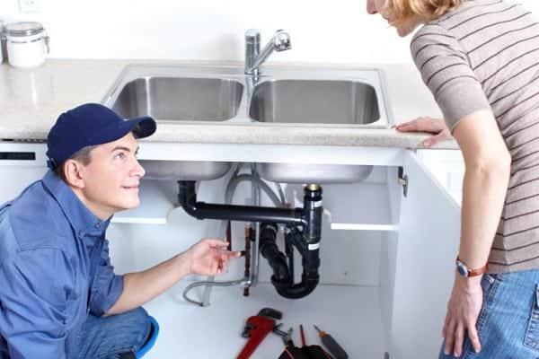 Maintenance plumbing Image